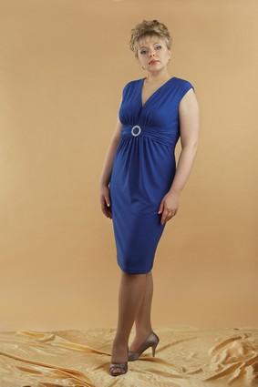 свидетельница платье